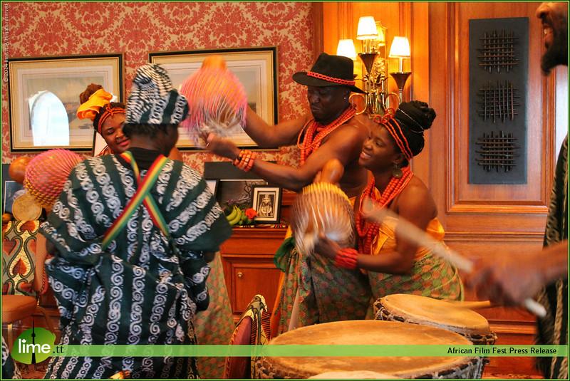 African Film Fest Press Release