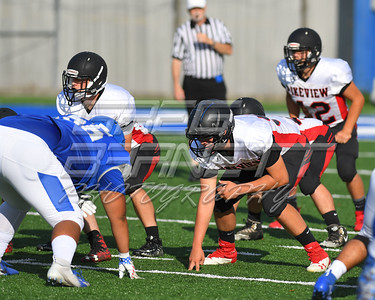 Princeton vs Pikeview Scrimmage 8/23/2019