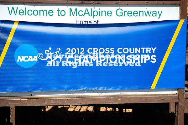 Mens 2012 NCAA Regionals McAlpine