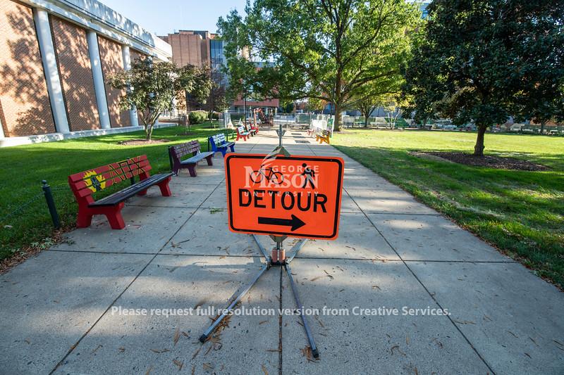 Detour Fairfax Campus