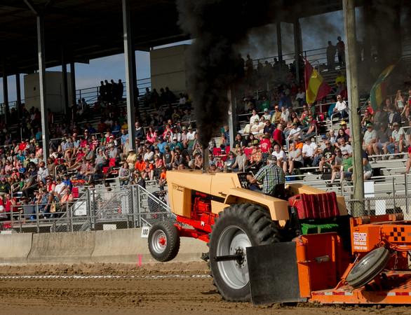 Elkhart County Fair: Tractor Pull