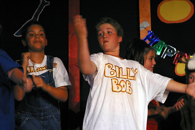 Fifth Grade Play 2004