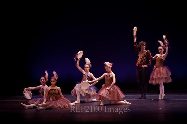 09 Court Dancers Set A: SD