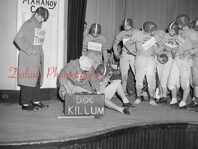 Mount Carmel High School Students (1955-57)