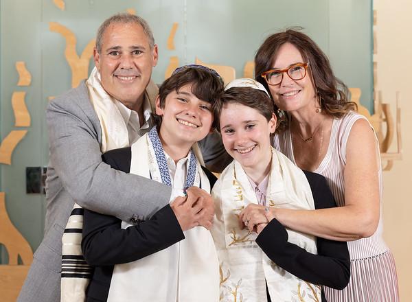 Singer B'nai Mitzvah