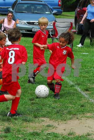 Team 4 Red vs Team 6 Orange - 1:00 - 6-9-07