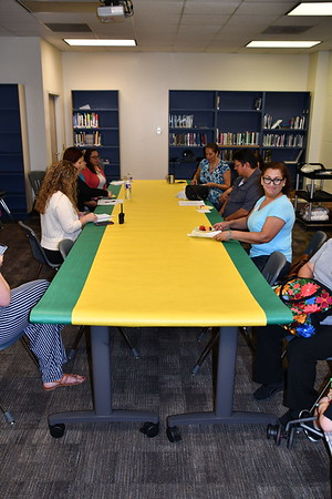 2019 Summer Coffee with Administrators
