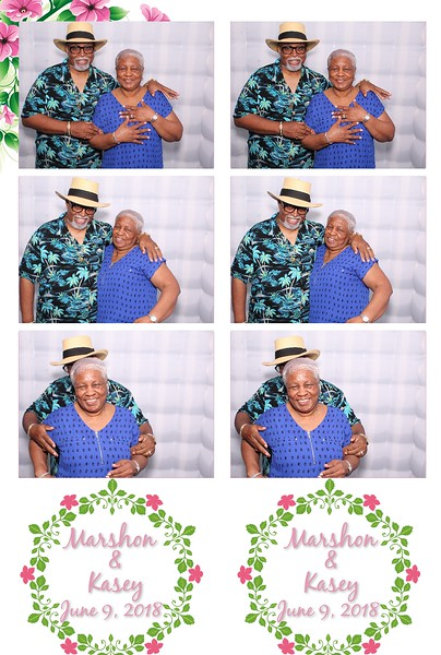 Marshon & Kasey's Wedding (06/09/18)