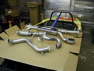 01-19-05 Stainless Exhaust