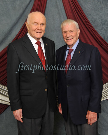 ASF's 50th Anniv of Americans in Orbit w/ John Glenn & Scott Carpenter