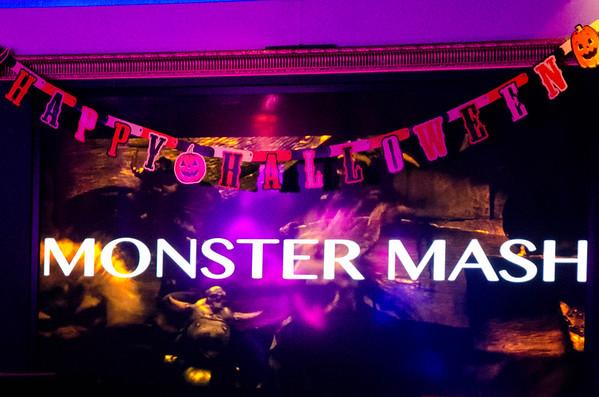 2016-10-31 Day 11 Holloween Monster Mash