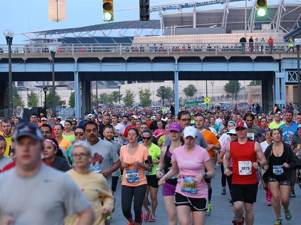 Flying Pig Marathon 2015