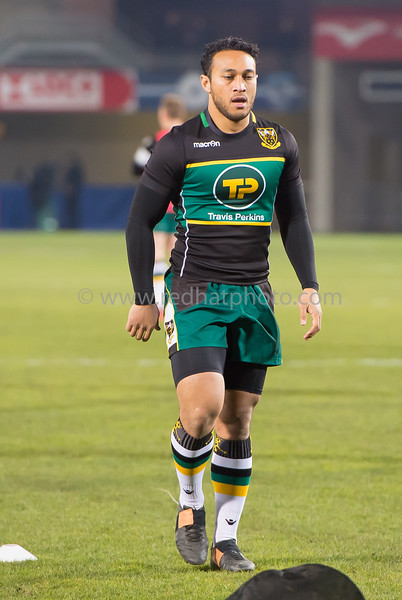 Montpellier Herault vs Northampton Saints, European Rugby Champions Cup, Altrad Stadium, 20 January 2017