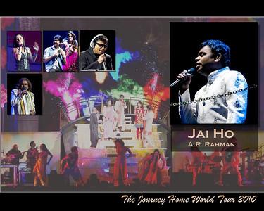 Jai Ho Dallas Flash Mount Album