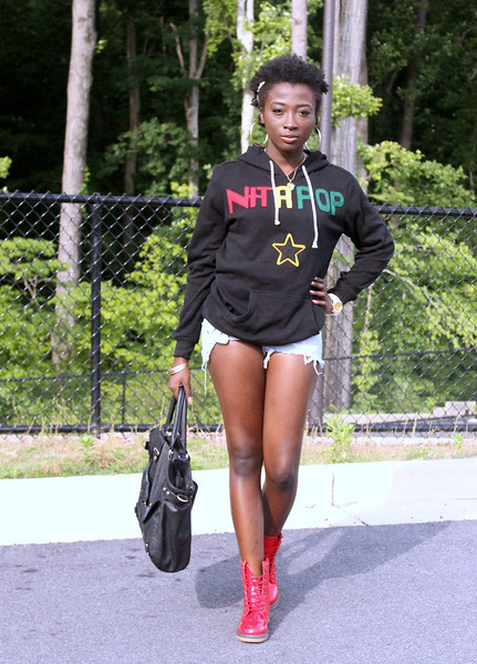 POP Style : My Hood