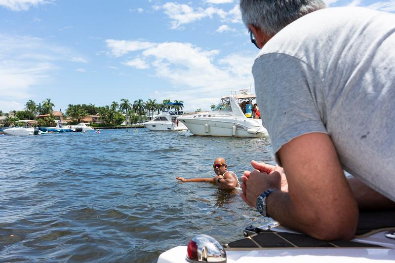 Zain Boat Ride July 2021