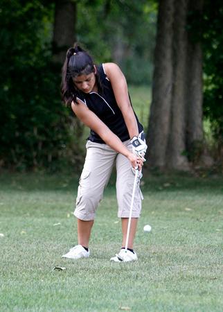 SNHS Girls Golf vs BC-Delphi 2013