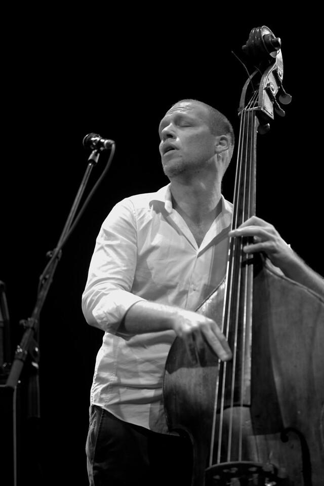 Avishai Cohen at the Nice Jazz Festival 2011 3