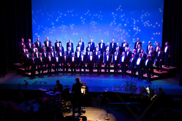 Gateway Men's Chorus  Silver Bells