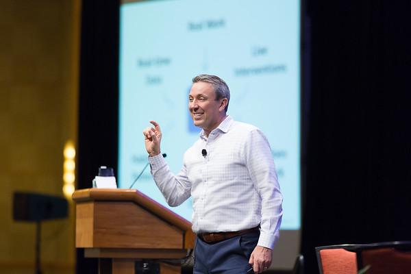 Corentus Keynote at Capital Coaches 2018