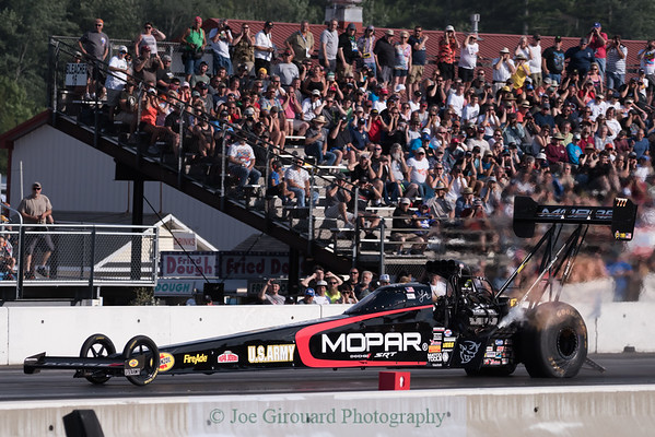2018 New England Nationals - Top Fuel