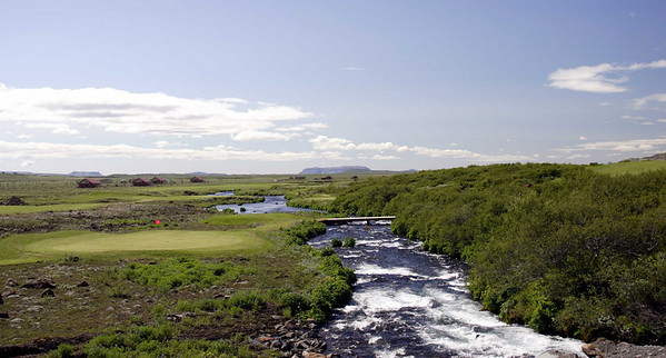 Geysir golf course