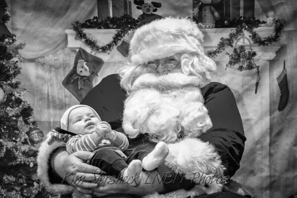 Kevin Visits Santa