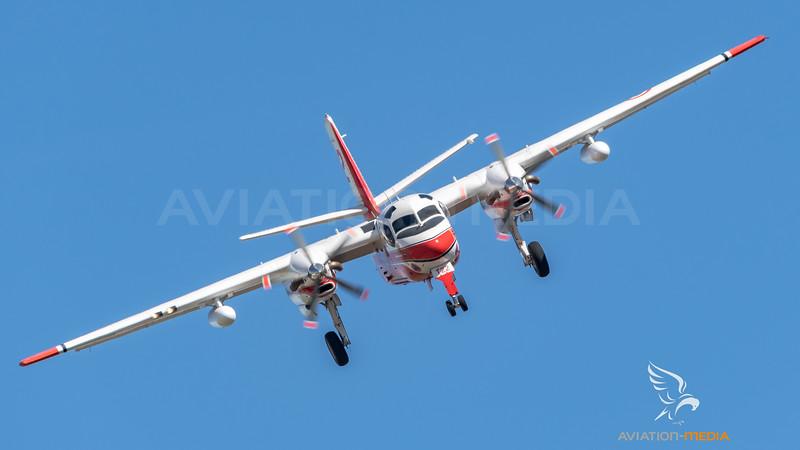 Securite Civile / Conair S-2 Turbo Firecat / F-ZBAA 22