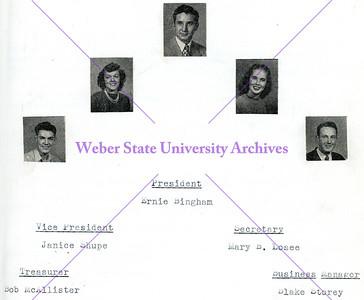WSU Student Association Leadership