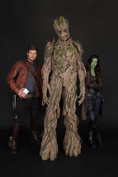 Full-sized GROOT character revealed for #SummerofHeroes meet and greet at Disney California Adventure