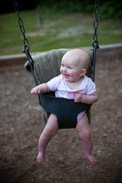 1st time swinging