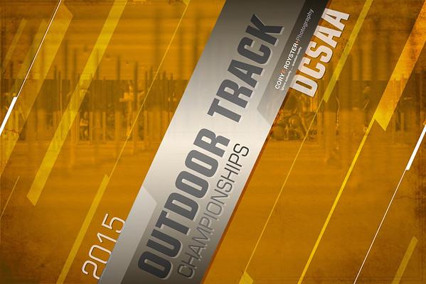 2015 DCSAA Outdoor Track & Field Championship