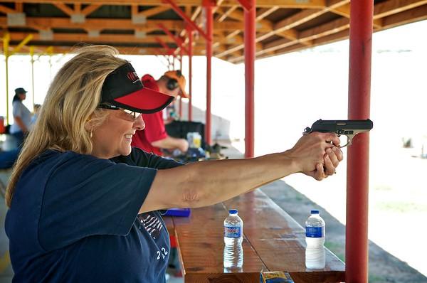 2011 Women On Target