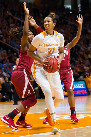 Alabama vs Lady Vols