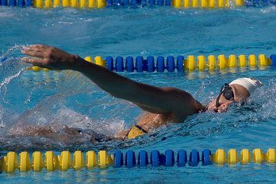 2005_11_5 Swimming vs UCSD