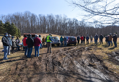North Branford Land Trust Offers Lessons on the Trail