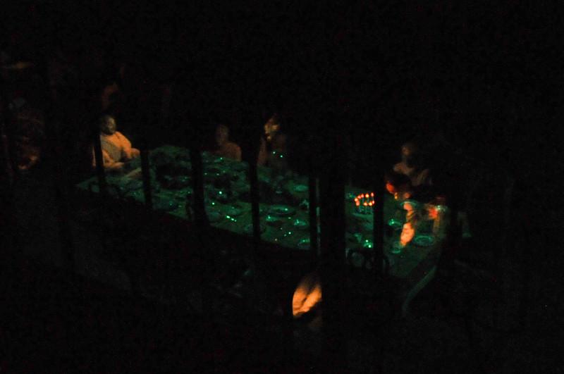 Ghosts Dining Room, Haunted Mansion, Magic Kingdom