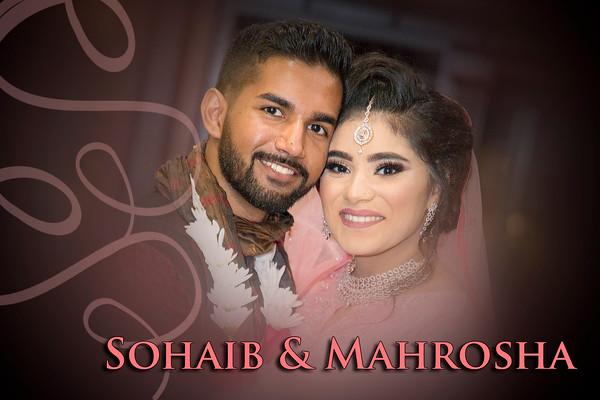 Sohaib & Mahrosha