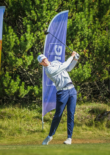 GR, Jóhannes Guðmundsson Íslandsmót í golfi 2019 - Grafarholt 2. keppnisdagur Mynd: seth@golf.is