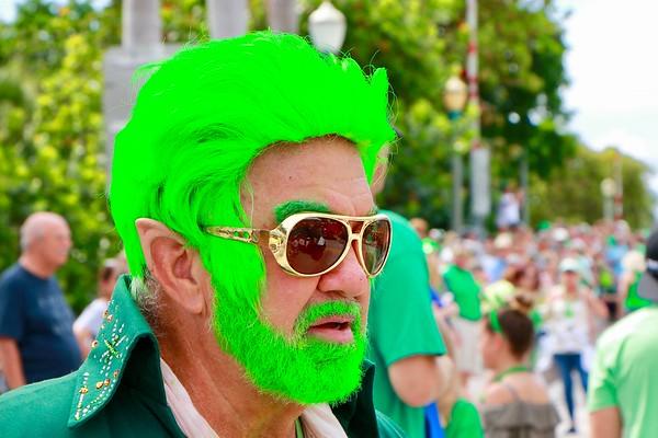 2019 • St. Patrick's Day Parade • Delray Beach FL • Atlantic Avenue • 51st Annual • Saturday, March 16, 2019, 12pm