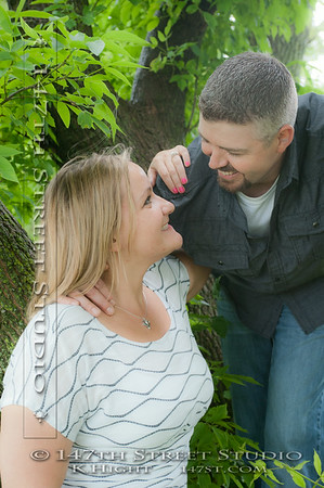 Angie & Brandon Engagement