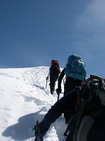 WAC Class: Guye Peak - May
