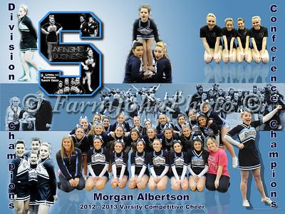 Morgan Albertson Collage Review