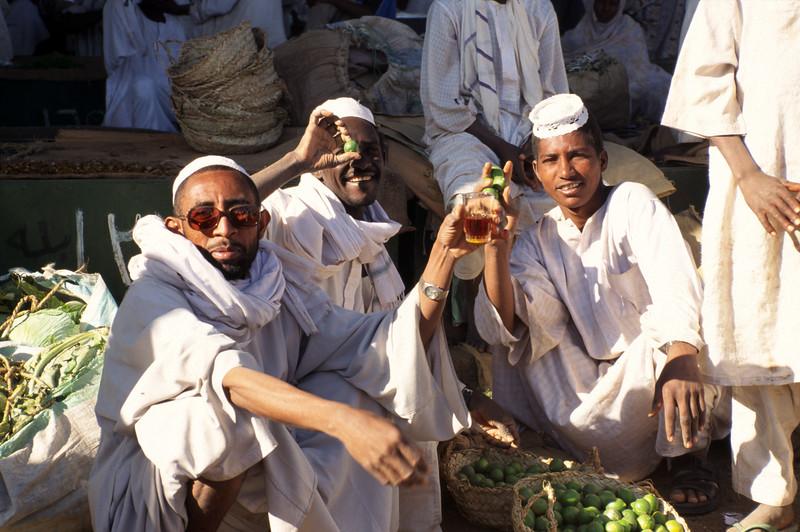 Markt in Karthoum