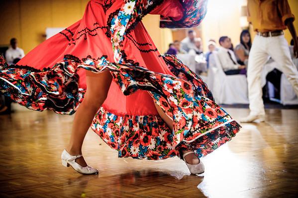 Special Dance: Grupo Folklorico - Los Mejicas