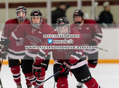 11/3/2017 - Boys Varsity Hockey - Andover vs Tabor