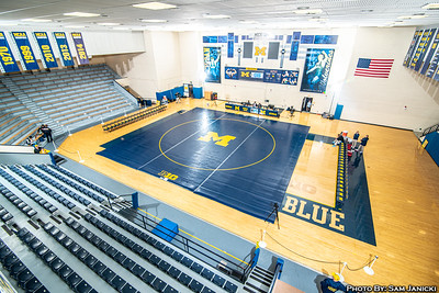 Pre-Dual - Michigan Vs North Carolina - 11-9-19