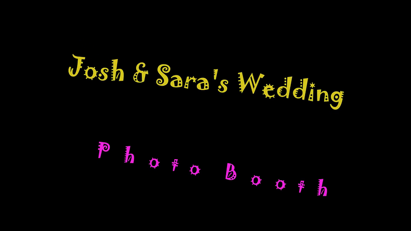 Photo Booth Videos