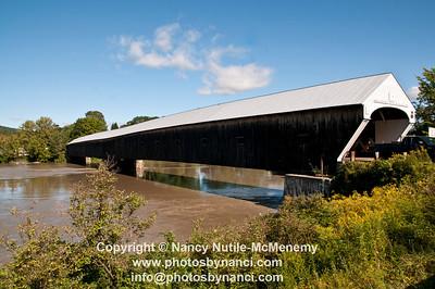 TS Irene Floods Vermont 2011