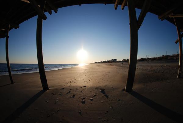 Cold Beach Adventure